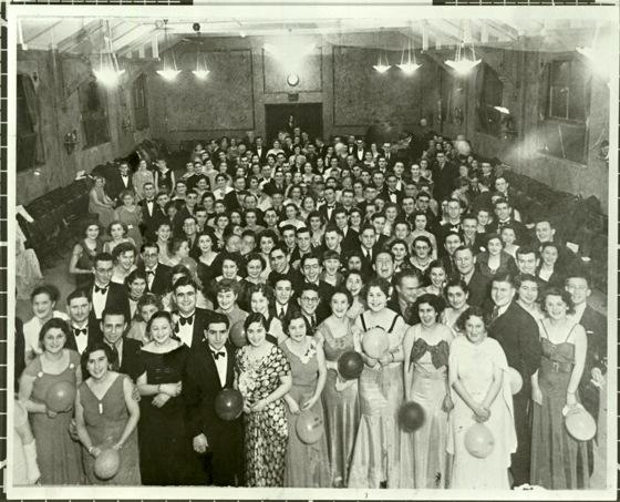 The Kadimah Ball, 1936