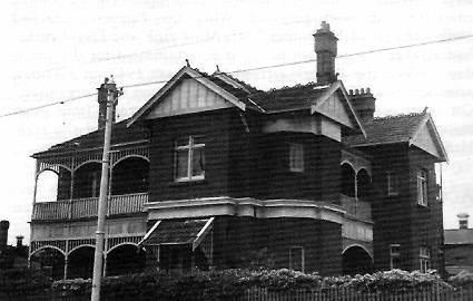 Jewish Welfare Hostel at 818 Burke Road Camberwell circa 1948