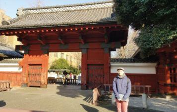 Jaydn – Exchange to University of Tokyo, Japan