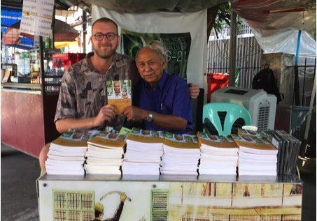 Daniel Sironen:  Documentation Centre of Cambodia