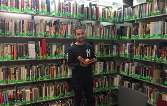 Sam Brygel's internship at The Jewish Holocaust Centre