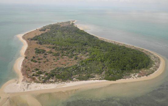 Tudu island, Australia