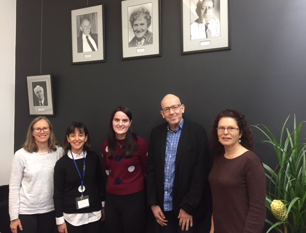 Lucy Moloney: Internship at the Jewish Holocaust Museum and Research Centre