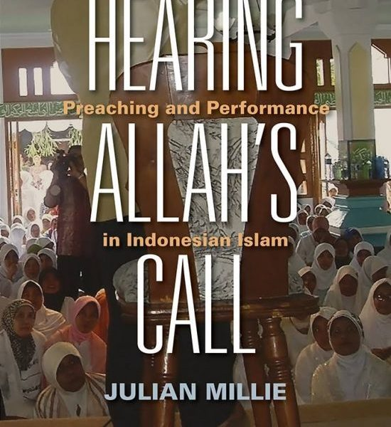New book on Islamic preaching in Indonesia
