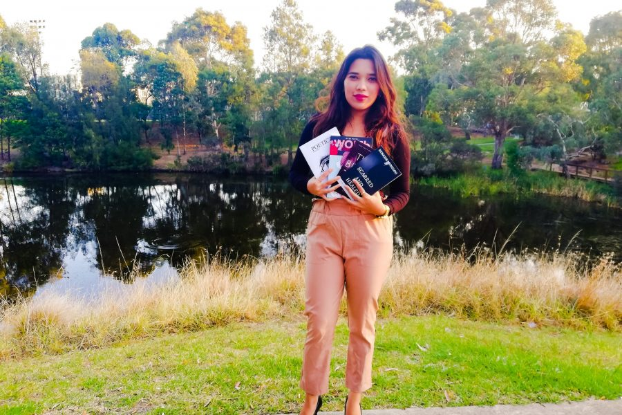 Double major undergraduate publishes debut collection