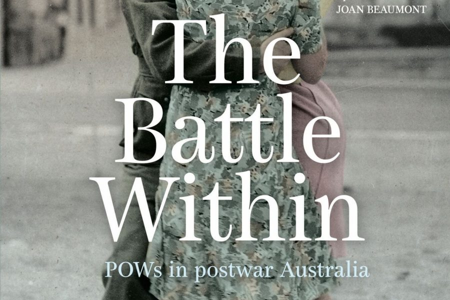 Professor of History, Christina Twomey publishes new book, The Battle Within