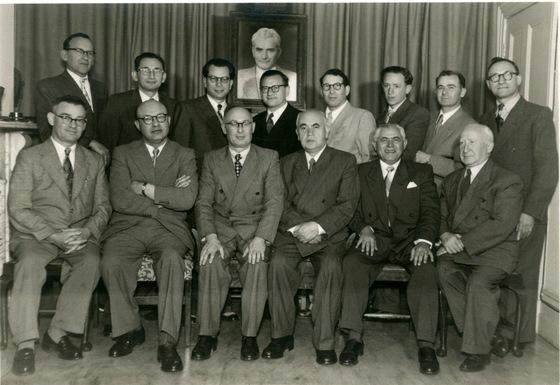 The Kadimah Committee, 1954