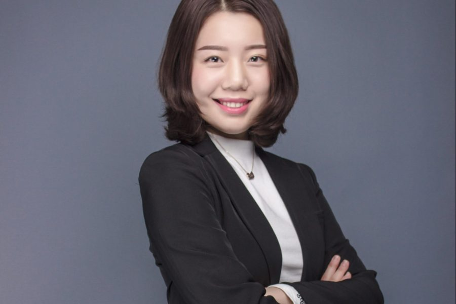 Working through the ranks, twenty-two year old Sunny Liu lands editor role