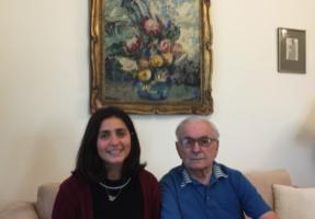 Sarah Kaltmann: Intern at JHC