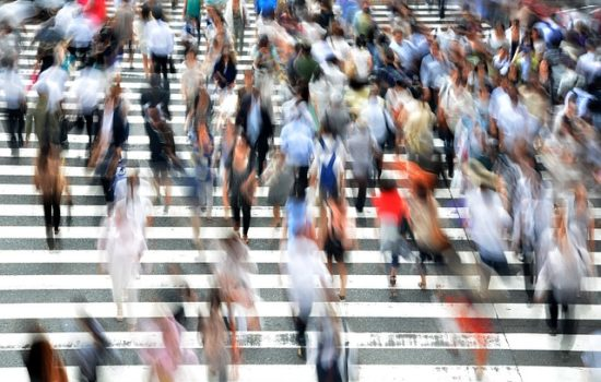 Image from Pixabay under licence https://pixabay.com/en/pedestrians-people-busy-movement-400811/ CC0 Creative Commons
