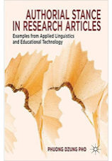 Authorial Stance in Research Articles  Examples from Applied Linguistics and Educational Technology