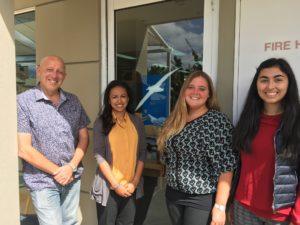 MITS student undertakes internship with partner international organisation ACAP