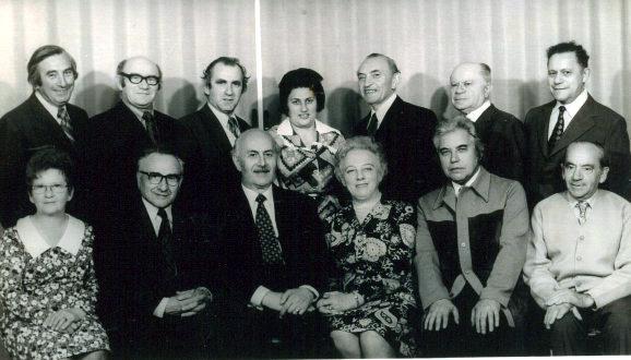 Council of Sholem Aleichem Kindergarten and Sunday School, circa 1956